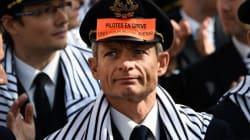 Sans la grève des pilotes, Air France aurait évité les pertes pour la première fois depuis 6