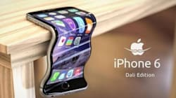 iPhone 6 plié: des centaines de parodies, mais seulement 9