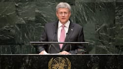 Harper's Big UN Speech Left Out Some Important