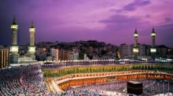 Deux millions de pélerins musulmans affluent vers La