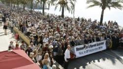A Nice, une marche silencieuse en hommage à Hervé