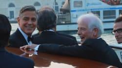 Clooney et Alamuddin se sont mariés à Venise