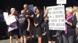 Manifestation samedi à Montréal pour dénoncer la libération de Guy