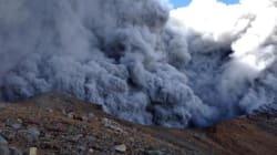 御嶽山噴火、死者47人に 戦後最悪の火山災害【10月1日】