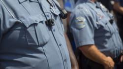 Un policier est atteint par balle à
