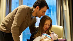 LOOK: Chelsea Clinton Welcomes First Daughter,