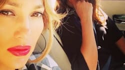 Le premier réflexe de J.Lo après un accident? Poster un