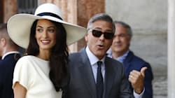 Amal Alamuddin's Chic Civil Ceremony