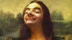 Mr Bean s'incruste dans des chefs-d'oeuvre de la