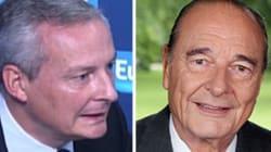 Bruno Le Maire fait de la concurrence à Nicolas Canteloup sur sa propre