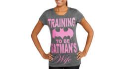 «La femme de Batman»: un t-shirt DC Comics jugé sexiste crée la