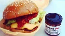 Le hamburger goût chair humaine a ravi les