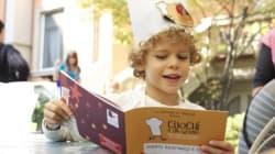 Modena formato bambino: impasti, sughi e mestoli per chef in