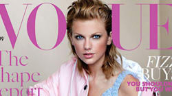 Taylor Swift Gets A Hair