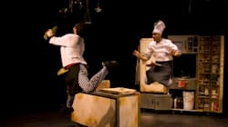 Les Coups de théâtre: programmation colorée pour jeune