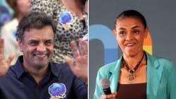 Eleitores com curso superior estão em dúvida entre Marina e Aécio, aponta