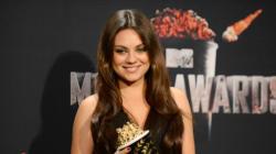 Mila Kunis a donné naissance à une petite fille