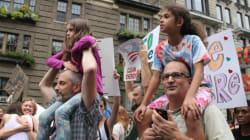 アメリカ最大の環境デモ、40万人の意味