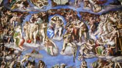 7000 stelle illumineranno la Cappella Sistina