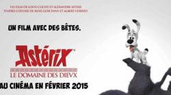 Une bande-annonce pour «Astérix - Le Domaine des Dieux»