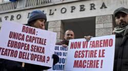 Il Teatro dell'Opera di Roma licenzia orchestra e
