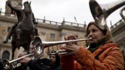 Ma i musicisti dell'Opera di Roma non sono come i