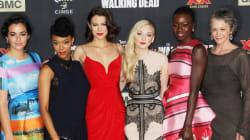 Así son los actores de 'The Walking Dead' cuando no matan zombies