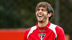 Corte de cruzeirense garante volta de Kaká à Seleção