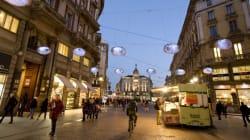 Milano: la città risparmia sotto una luce