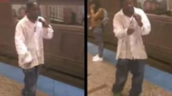 Chicago Homeless Rapper Signed After Subway Video Goes