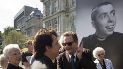 Hôtel de ville de Montréal : touchante cérémonie d'adieu à Gilles