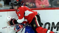 Le Canadien va livrer son dernier match contre les