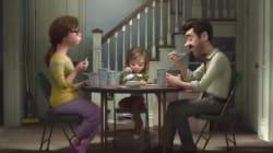 «Vice Versa», la bande-annonce émotive du prochain Pixar