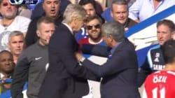 Mourinho a réussi à faire perdre son calme à