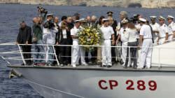 Lampedusa, l'anniversario del naufragio del 3 ottobre e la bellezza dei
