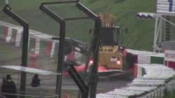 Les premières images de l'accident de Jules Bianchi mettent en lumière les circonstances du