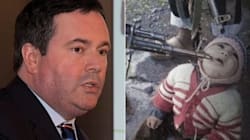 Kenney Posts Photos Of Iraqi Children To Make Case For ISIL