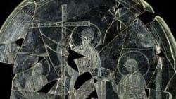 Un Jésus sans barbe découvert sur un des plus anciens artefacts le