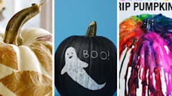 18 No-Carve Pumpkin Ideas For