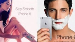 Nuovo scandalo iPhone 6 Plus: arriva l' #hairgate