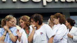 Ebola: 5 nouvelles personnes hospitalisées en