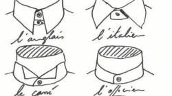 Tout savoir sur les cols de chemises (et comment bien les