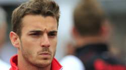 Jules Bianchi est