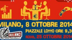 Landini vs Renzi: domani il primo in piazza, il secondo al vertice Ue di