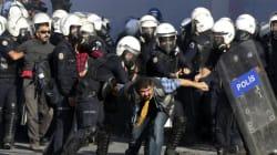 De violentes manifestations prokurdes font au moins 14 morts en Turquie
