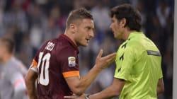 Juve Roma: Totti e il complotto dei 'poteri forti': questo è il male del nostro