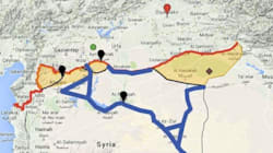 EI, Kurdes, Kobané... la situation à la frontière turco-syrienne expliquée en