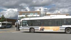 Sherbrooke : les chauffeurs de la STS sont exaspérés par les étudiants ivres