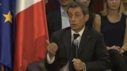 Lapsus révélateur? Sarkozy évoque la suppression de 30% des
