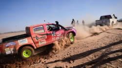 Un rallye pour femmes à travers le désert marocain, c'est le Cap Fémina Aventure! (PHOTOS,